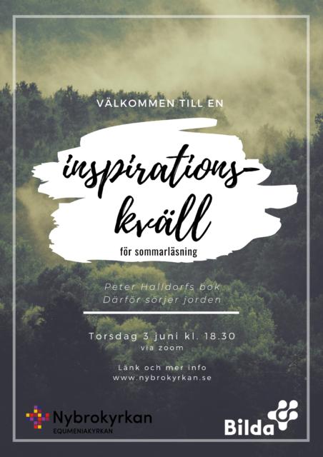 Inspirationskväll för sommarläsning